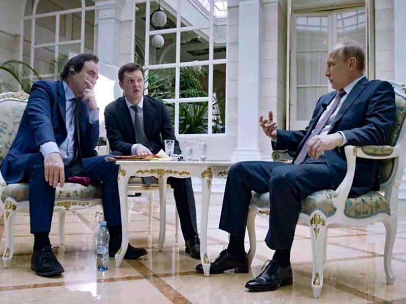Путин назвал необходимым разговор сОбамой поситуации вгосударстве Украина