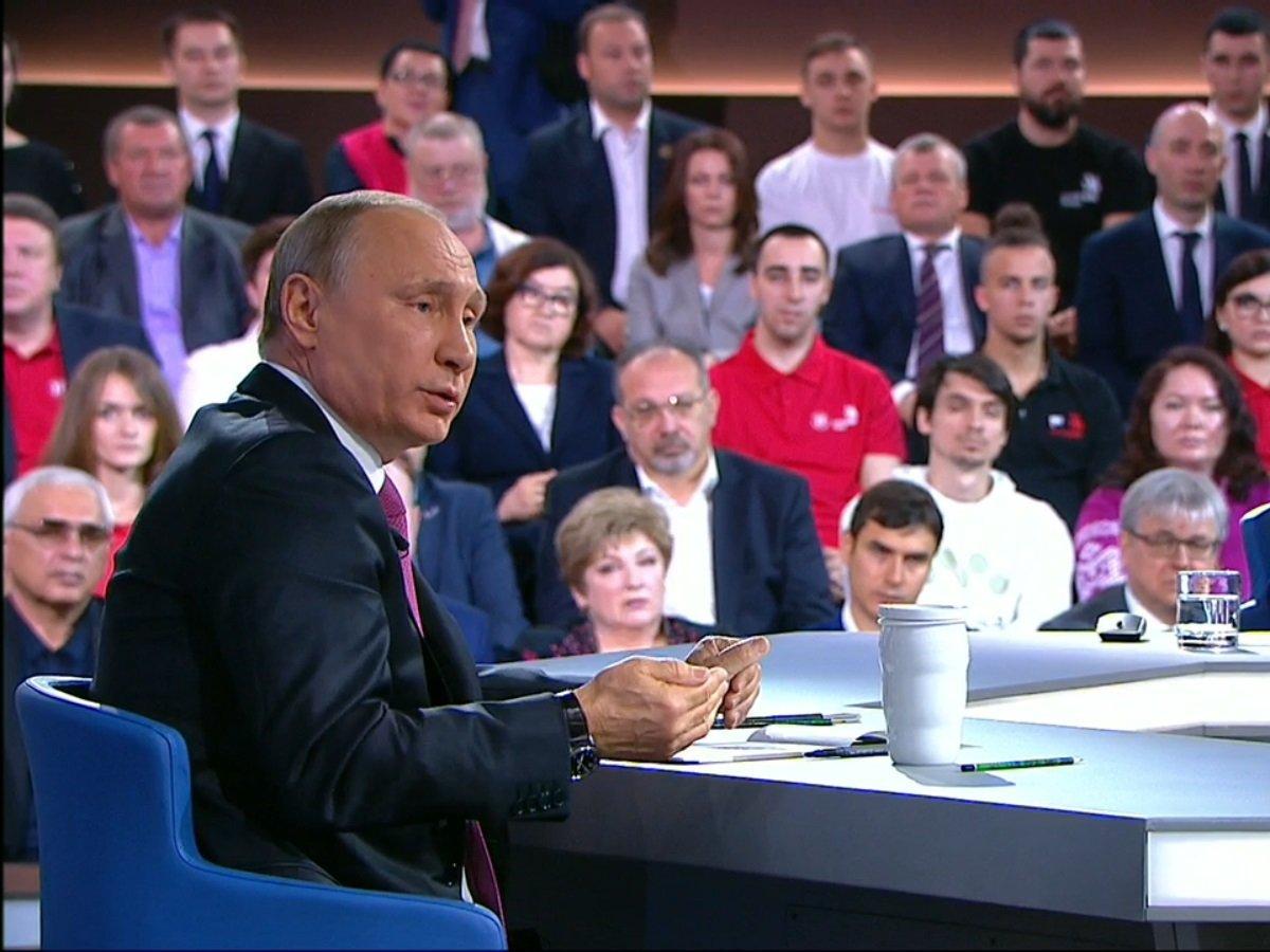 Материнский капитал получили неменее 7 млн. матерей— Владимир Путин