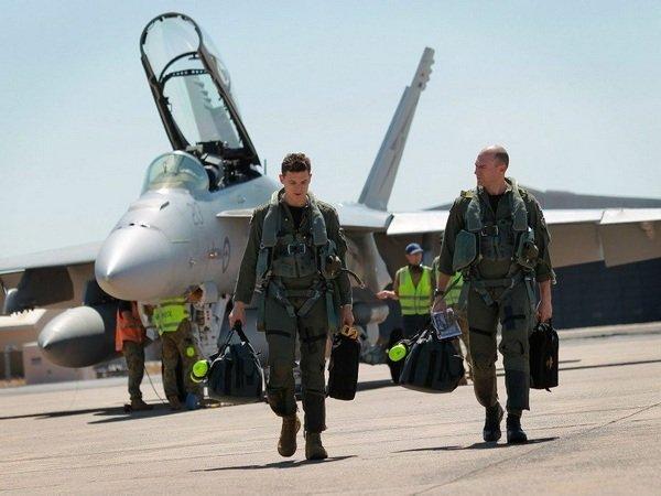 Австралийские ВВС временно прекращают нанесение авиаударов натерритории Сирии