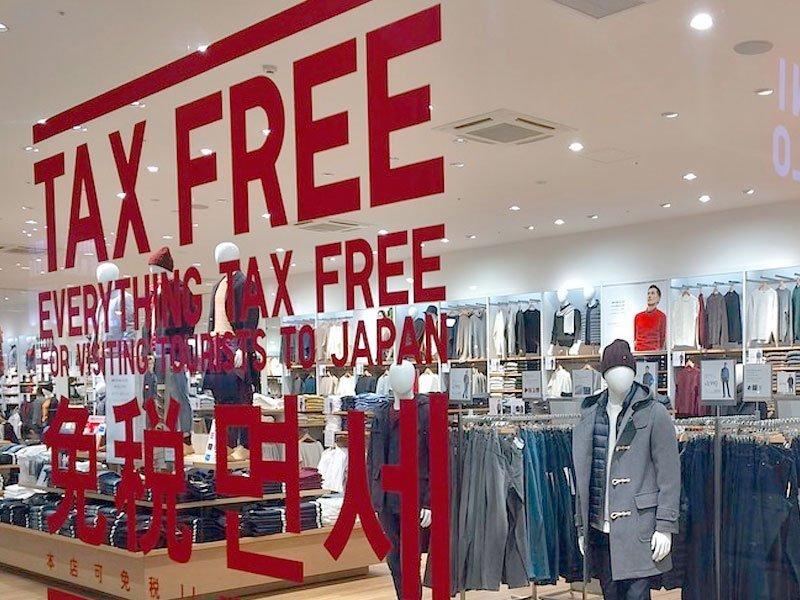 Иностранные туристы смогут пользоваться вРФ системой tax free