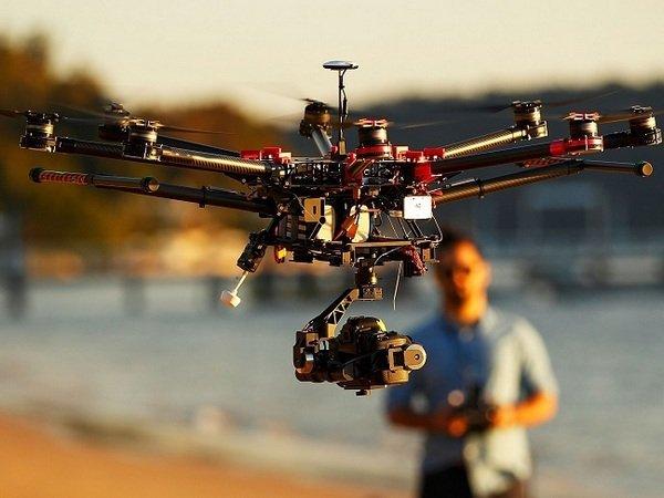 Запуск неучтенного дрона угрожает штрафом в5 тыс. руб.