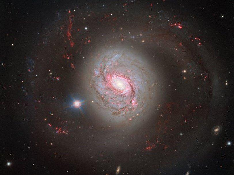 Галактика Мессье 77