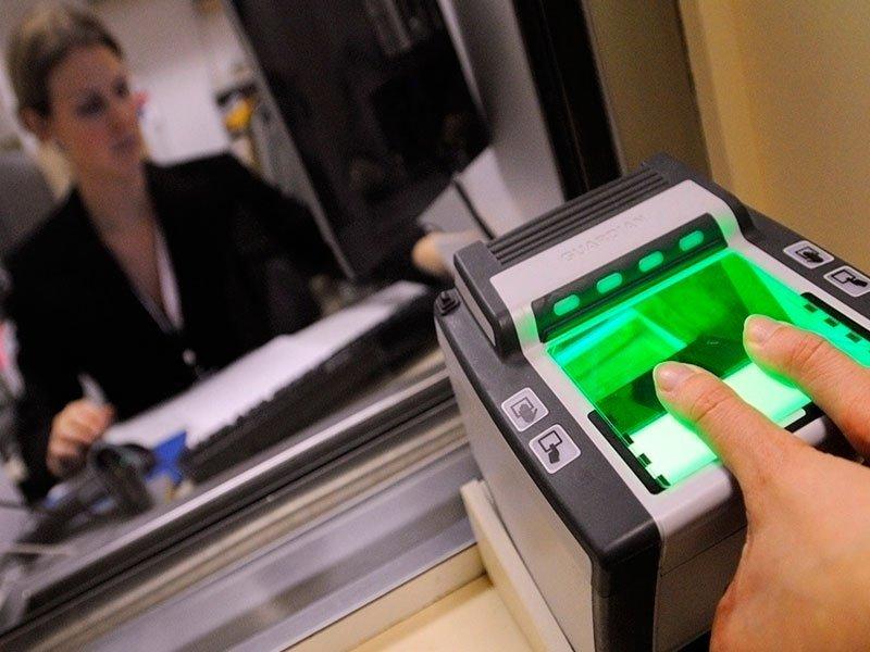 ВМВД Украины поведали овведении мобильных комплексов биометрического контроля
