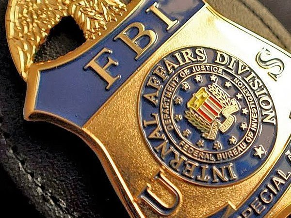 Значок агента ФБР