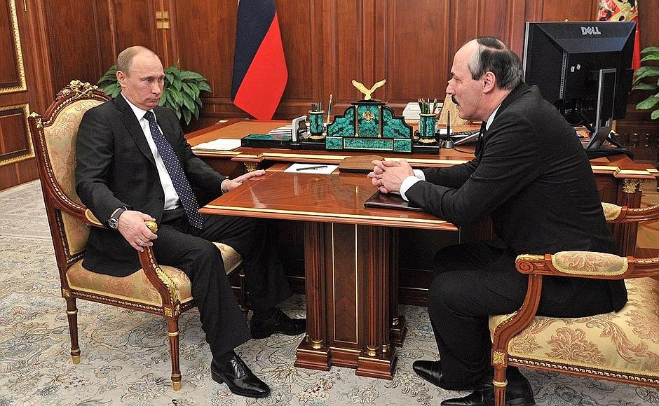 Кавказские консультации