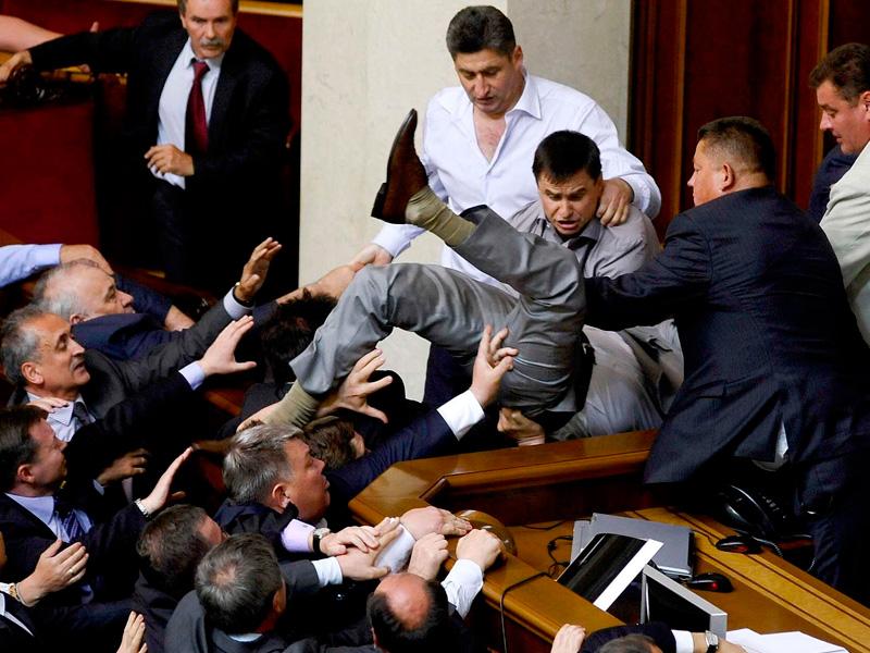 Надежда Савченко и президентская кампания