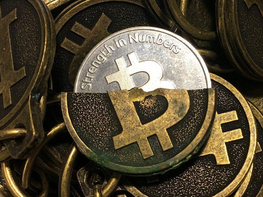 Курс биткоина превысил отметку в $3,5 тыс.