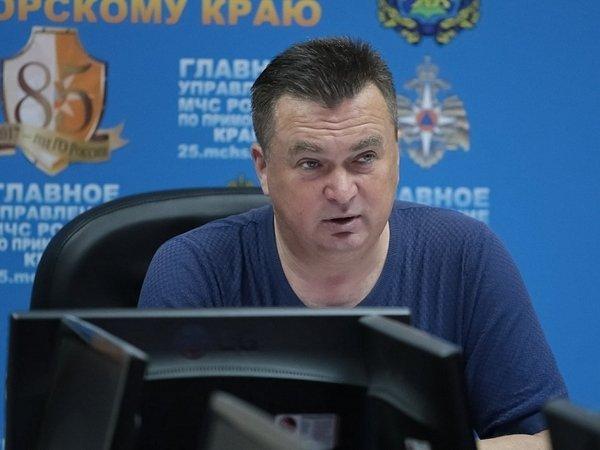 Руководитель  Приморья попросил опомощи В. Путина  всвязи спаводком