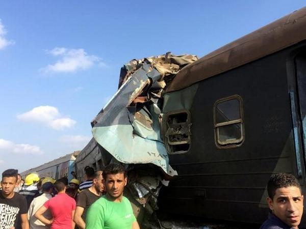 Путин выразил сожаления  главе Египта после столкновения поездов под Александрией