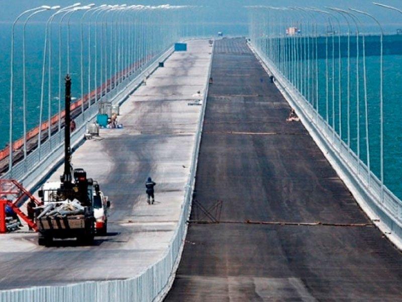 СМИ узнали дату вероятного заблаговременного открытия Крымского моста
