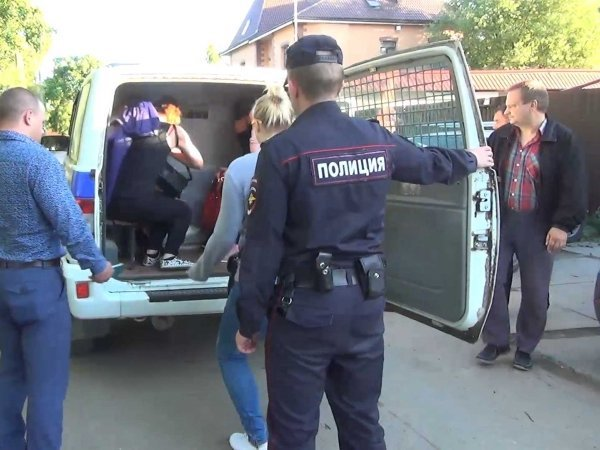 ВМоскве иностранец пытался продать трёх женщин всекс-рабство