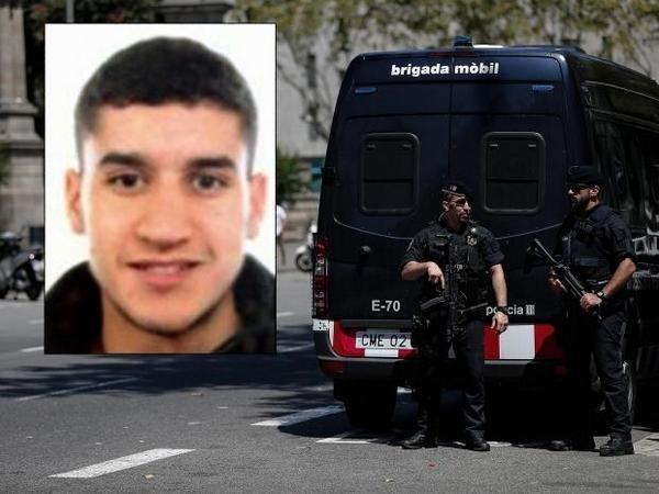 Теракты вИспании: милиция Каталонии застрелила мужчину споясом смертника