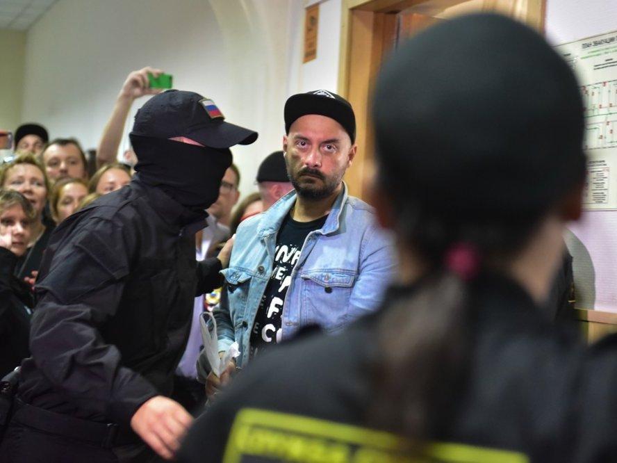 Отец Виктора Цоя отреагировал нановость обаресте Серебренникова