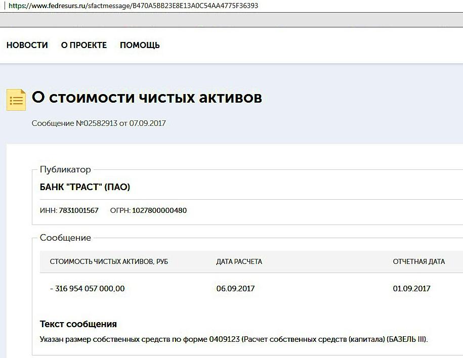 Борис Титов: Центробанк губит банковскую систему