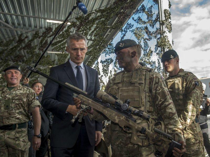 Генеральный секретарь НАТО призвал кполитическому решению ситуации вокруг КНДР