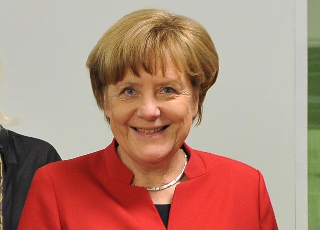 Ангела Меркель: «сонная кампания»