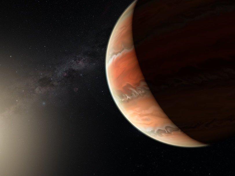 Астрономы отыскали всозвездии Паруса планету с«титановыми» облаками ватмосфере