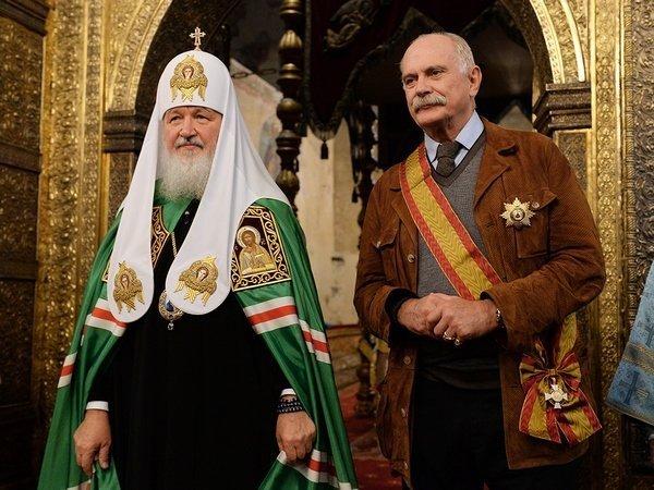 Михалков поведал, начьей совести лежит история с«Матильдой»