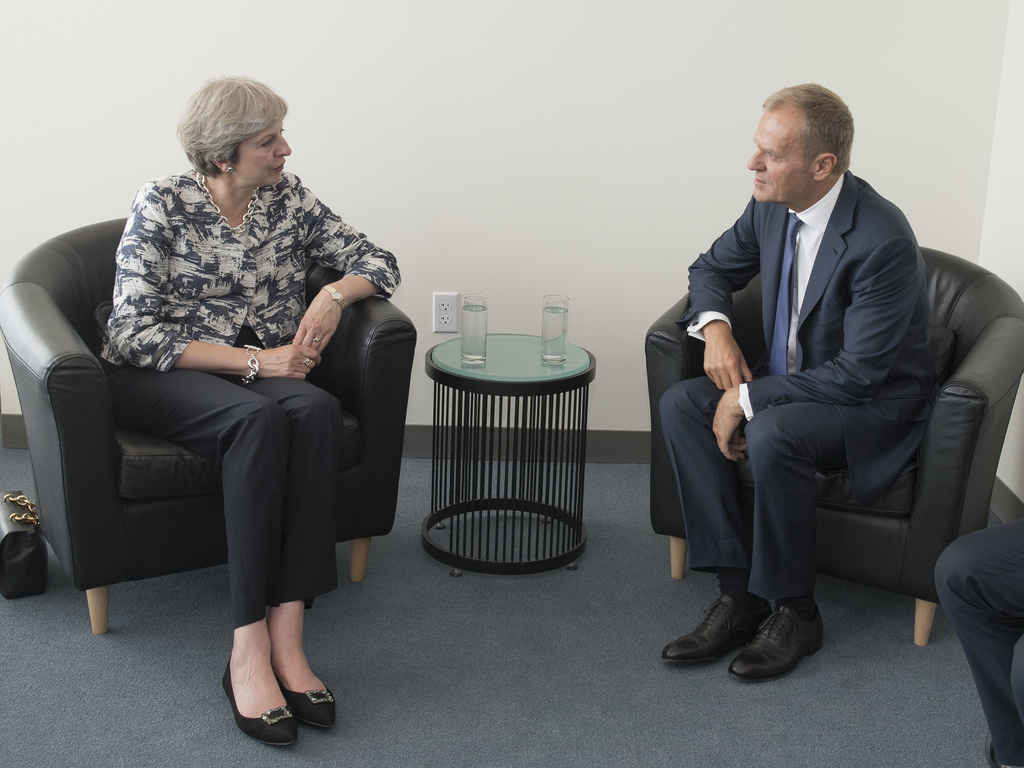 Brexit: Мэй vs. Джонсон