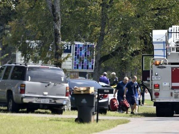 Стрельба произошла вцеркви близ Нэшвилла
