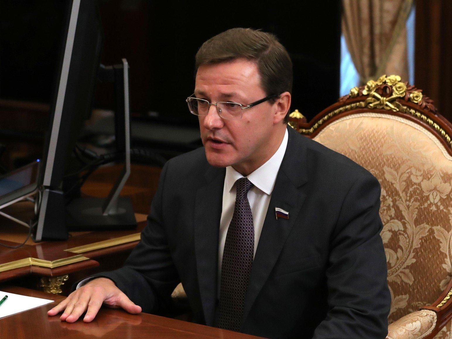 Экс-губернатор Николай Меркушкин, уволенный Путиным, дал совет русской элит ...