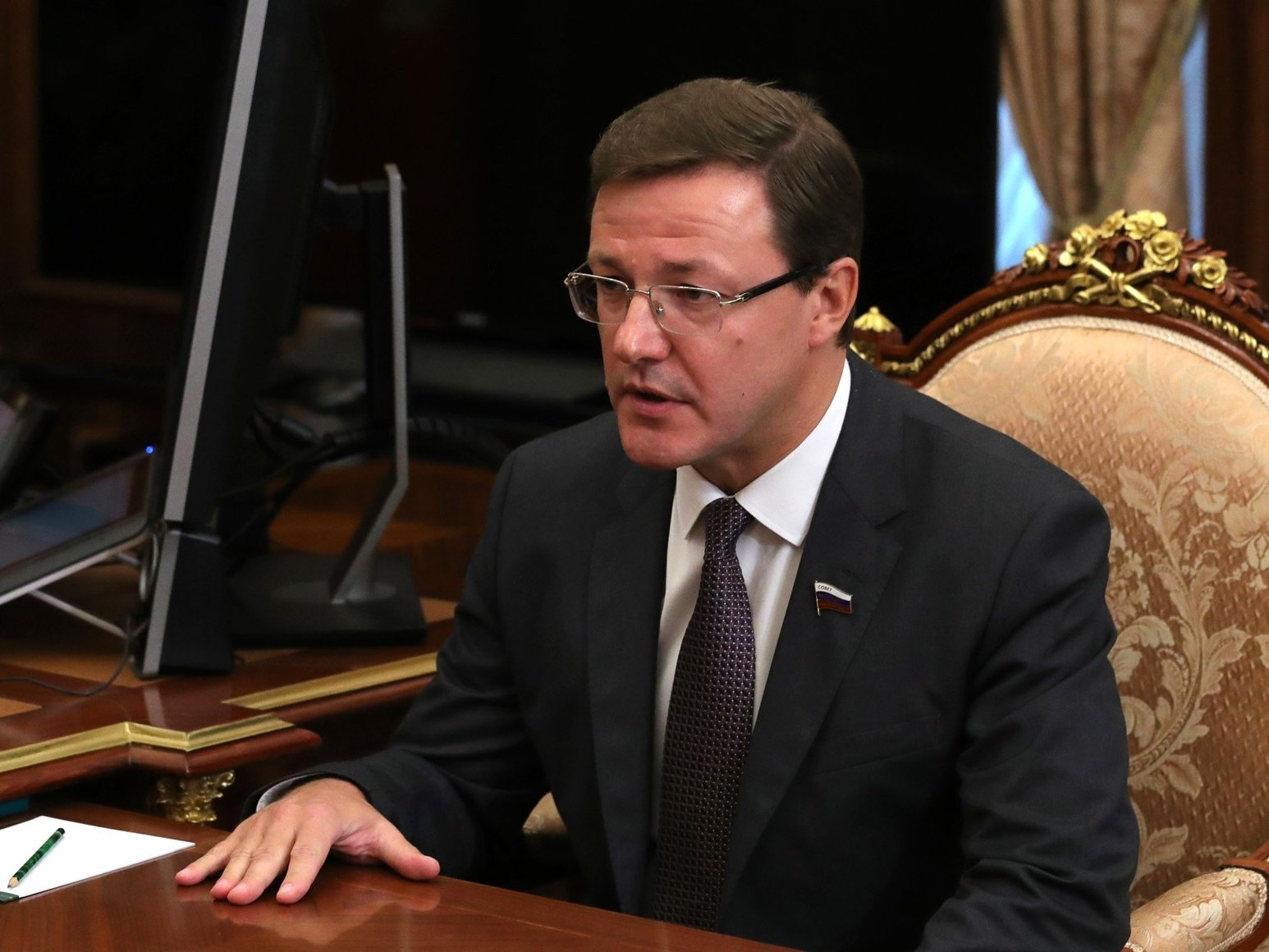 ФАС выдала предупреждение врио самарского губернатора запланы воздействовать наритейлеров