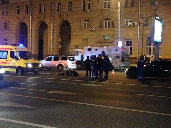 Семья сбитого в столице гаишника получила квартиру ишесть млн руб.