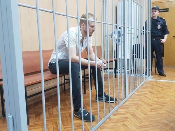 Мосгорсуд на4 месяца снизил наказание участнику акции 26марта Косых