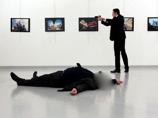Андрей Карлов и его убийца