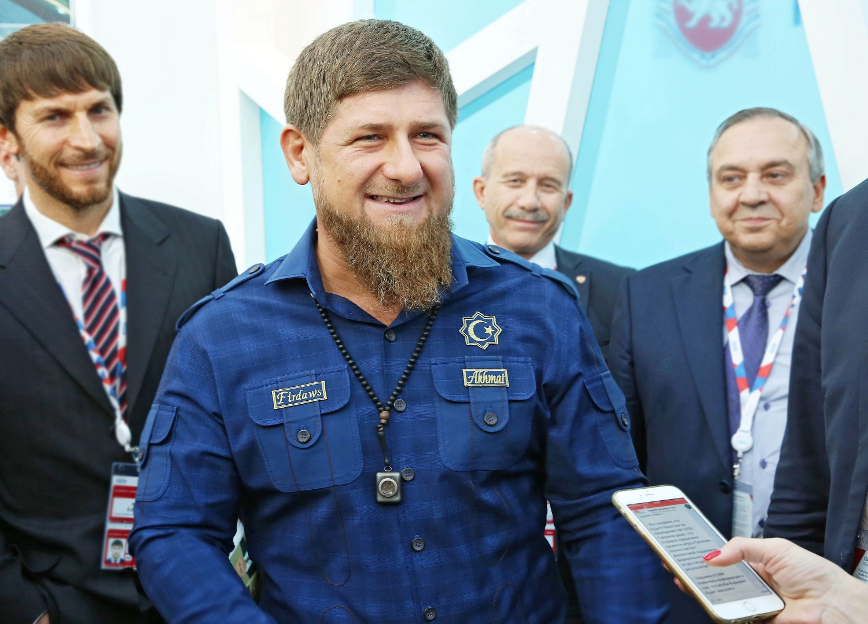 Кадыров сказал овозвращении 5-ти русских детей изИрака