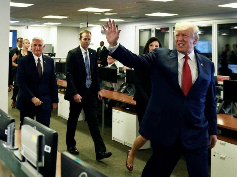 Завремя своего президентства Трамп потерял несколько млрд  долларов