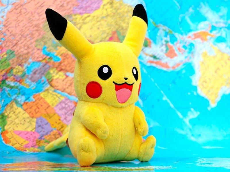 Названо ставшее прообразом покемона Пикачу животное