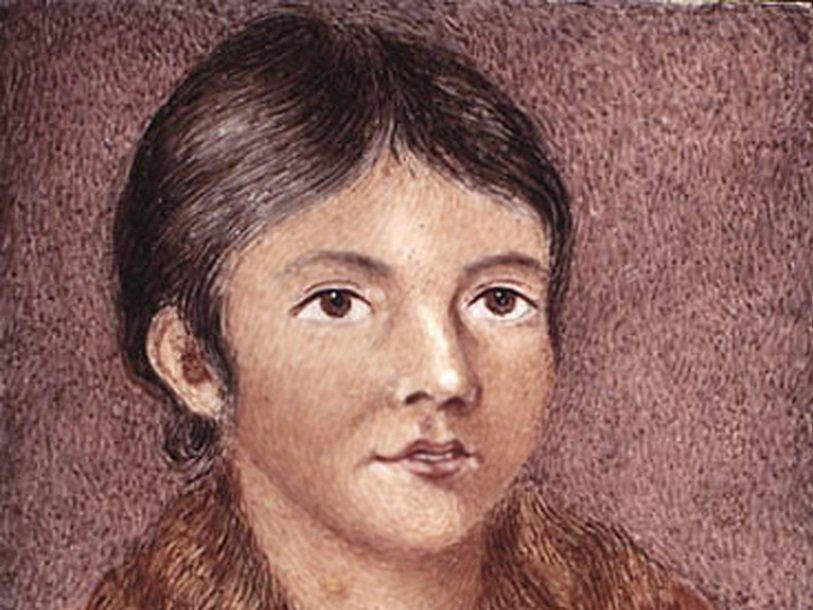 Портрет Демасдуит, одной из последних представителей народа беотук. Благодаря ей сохранились сведения о грамматике и словаре беотукского языка