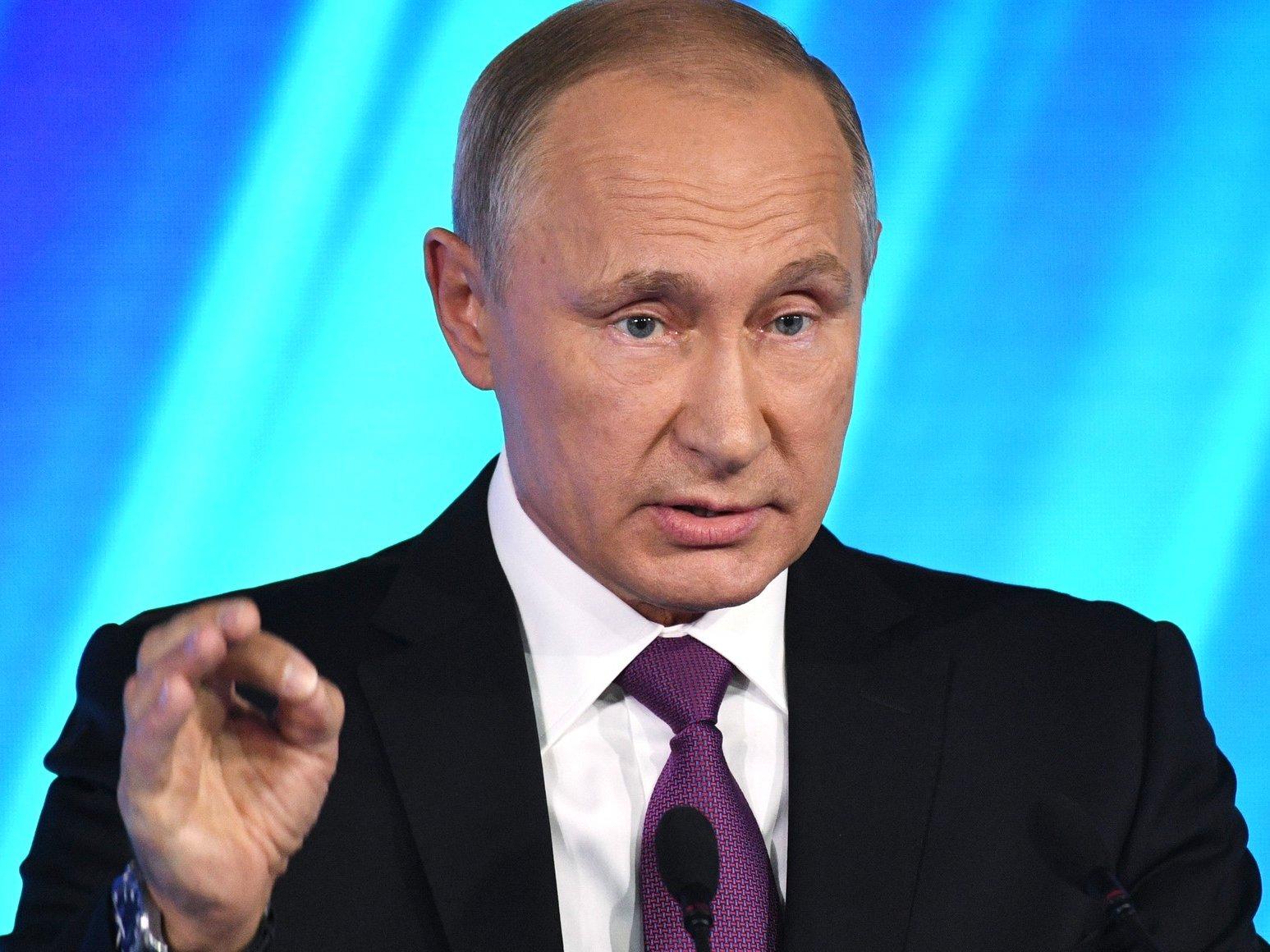 США ведут себя «несолидно», неисполняя обязательства поутилизации плутония— Путин