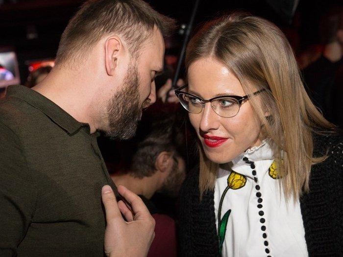 Собчак рассказывала мне, что ейпредлагают самые большие деньги завыдвижение— Навальный