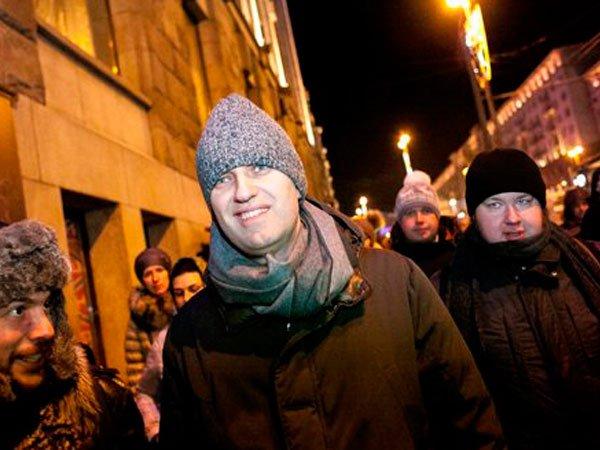 Навальный призвал граждан России бойкотировать выборы