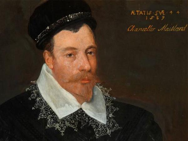 Под изображением шотландского дворянина отыскали портрет Марии Стюарт