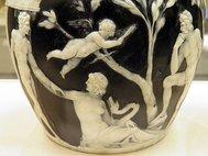 Деталь Портленской вазы