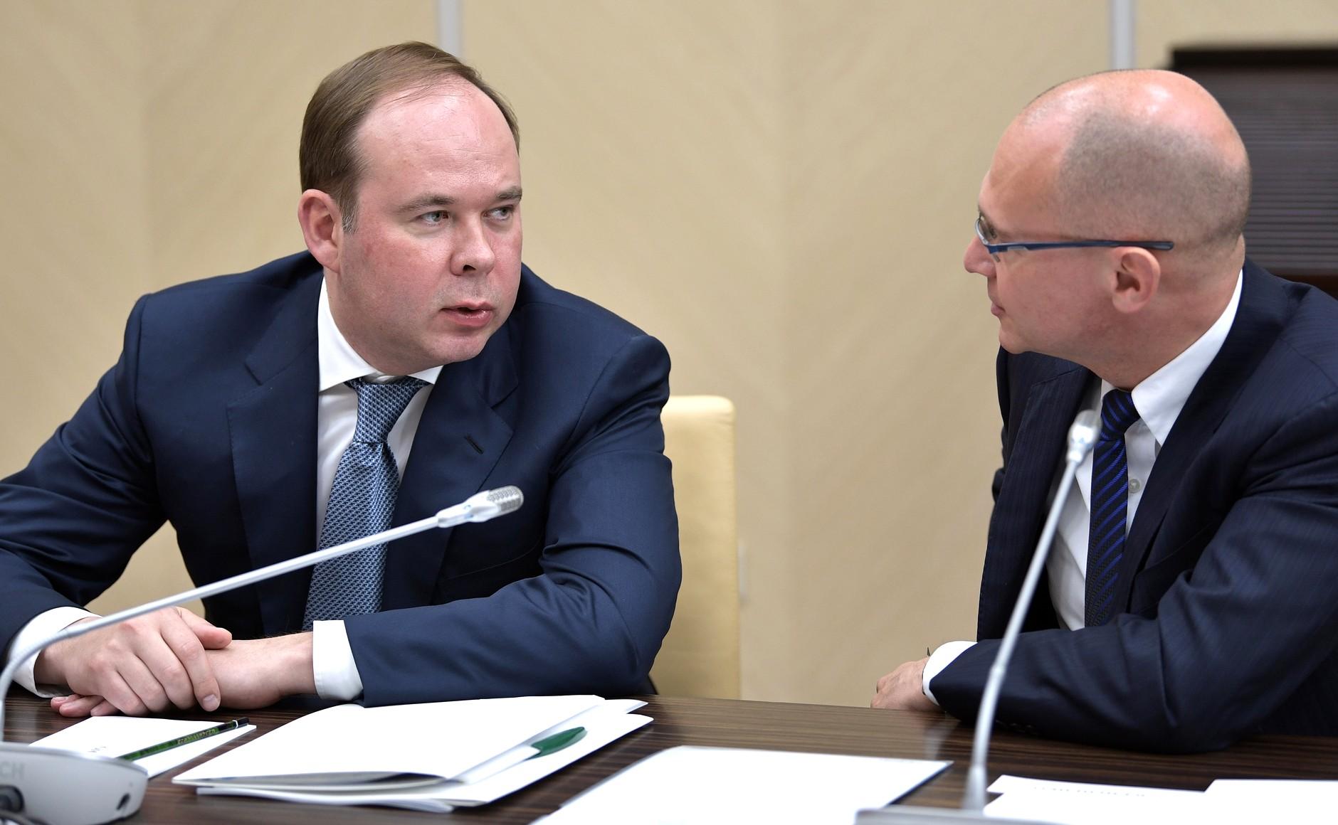 Алексей Кудрин «в обойме»