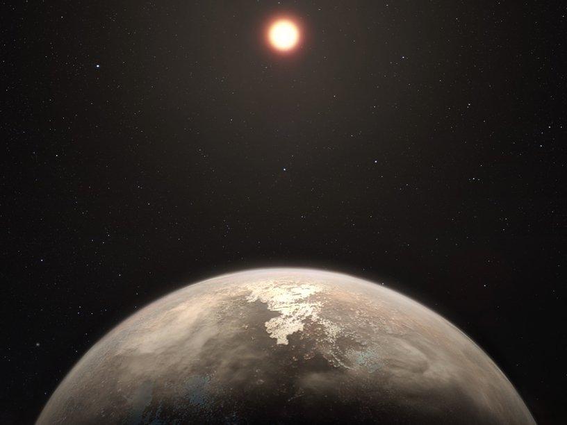 Учёные отыскали потенциально обитаемую планету неподалеку от Земли