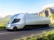 Tesla Semi, электрический грузовик с автопилотом