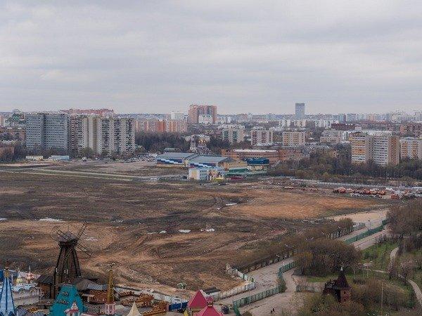 Дома попрограмме реновации построят наместе Черкизовского рынка