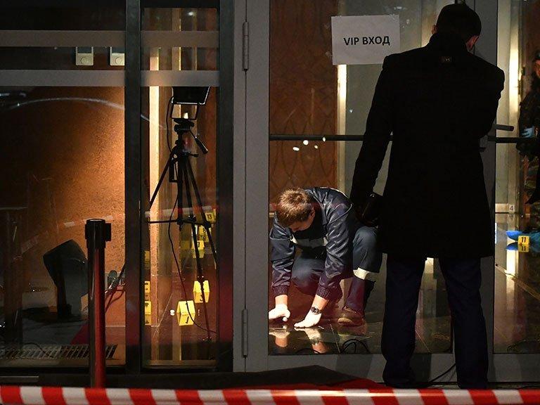 Суд арестовал 2-х участников перестрелки в«Москва-Сити» надва месяца