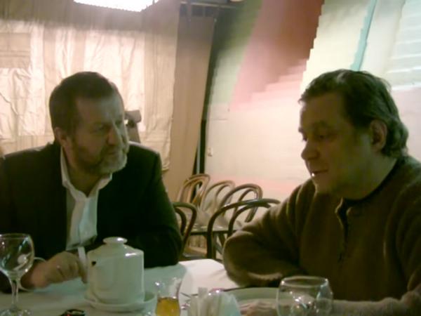 Альфред Кох и Игорь Свинаренко