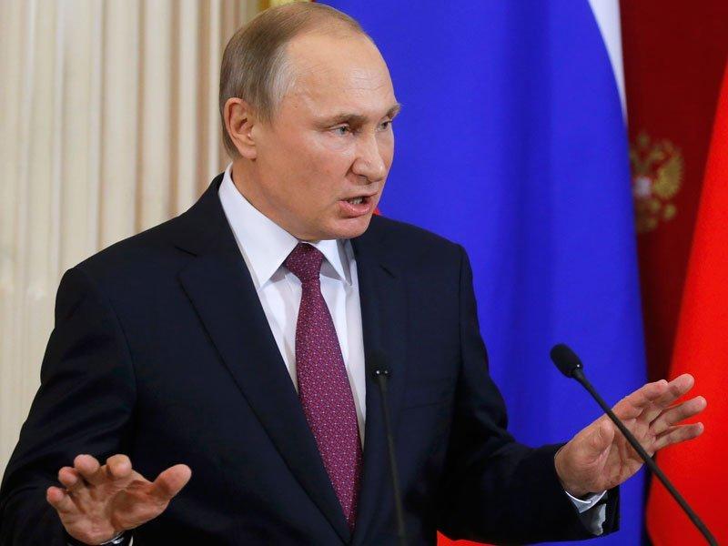 Путин продолжит переговорный «марафон» поурегулированию ситуация вСирии— Песков