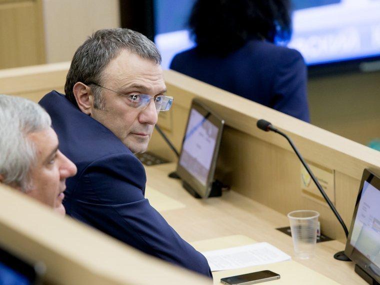 Сулеймана Керимова собираются отпустить под залог в5 млн евро