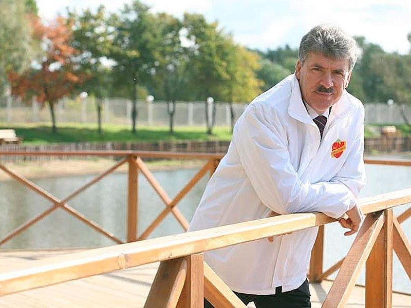 Руководитель совхоза имени Ленина готов идти навыборы