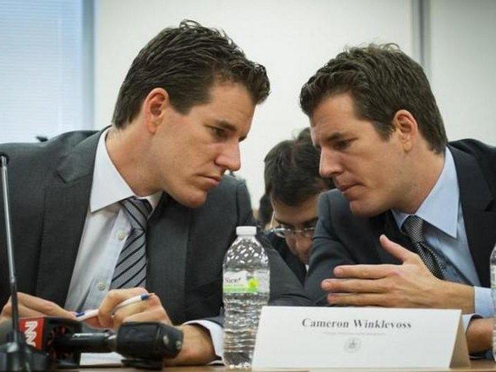 Братья Уинклвосс стали первыми людьми, которые заработали набиткоинах млрд. долларов