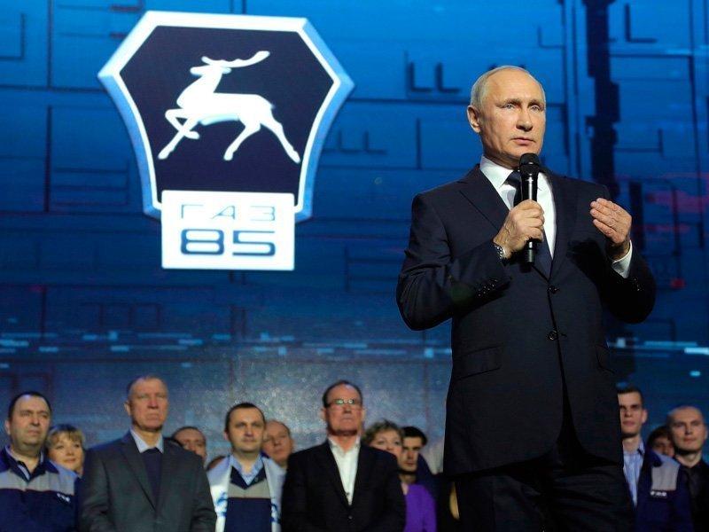Члены оппозиционных партий могут войти вгруппу поддержки В. Путина