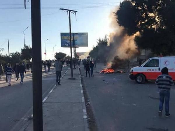 Встычках сизраильскими силовиками пострадали неменее 200 палестинцев